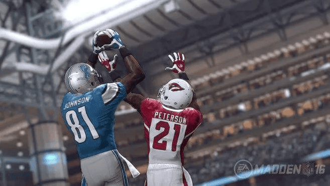 Madden NFL 16 one of the best sports game on ps4