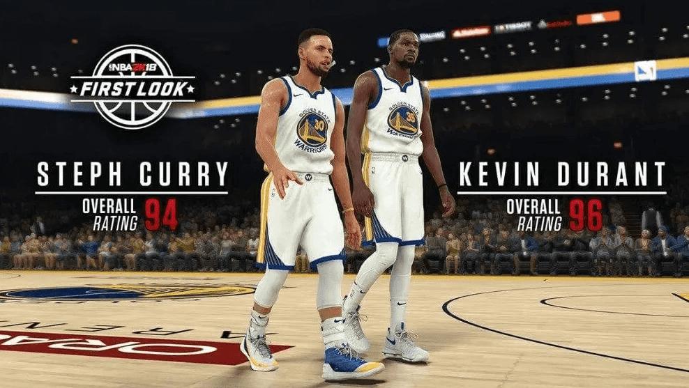 nba 2018 best basketball games ps4