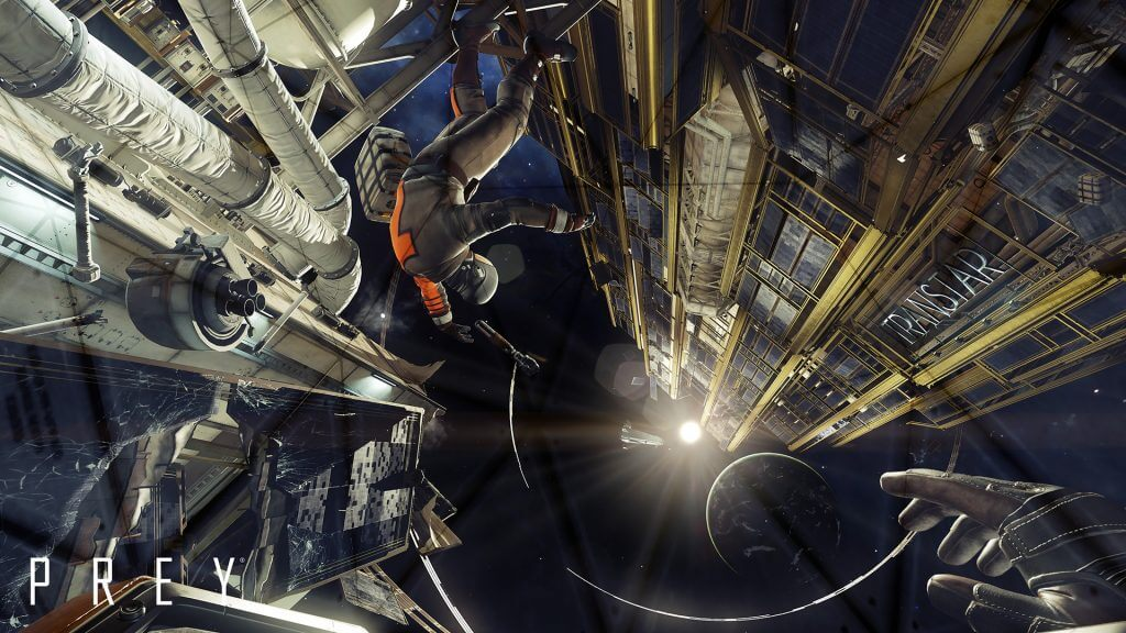 Prey game for PC