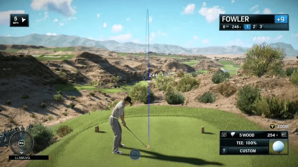 rory mcilroy pga tour golf game for ps4