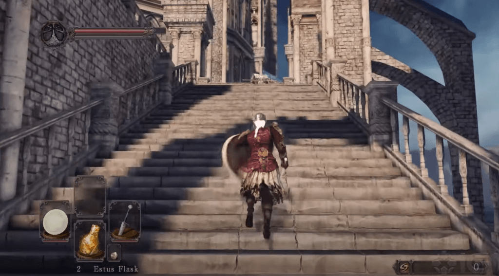 Dark Souls II: Scholar of the First Sin gameplay - one of the best rpg games for xbox one