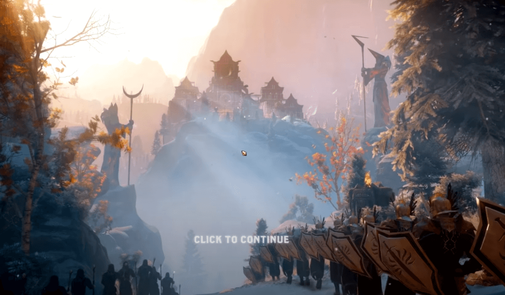 Dragon Age: Inquisition is one of the best open-world games for PC