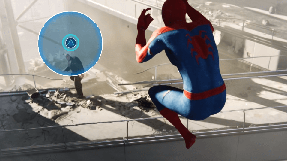 The latest version of Spiderman for PS4 has great graphics.