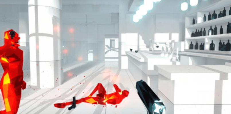 superhot game xbox one best shooting game