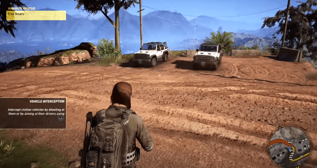 Tom Clancy's Ghost Recon: Wildlands is one of the best graphics games for PC