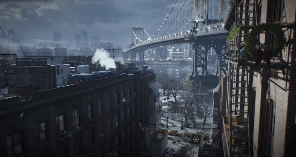 Tom Clancy's The Division gameplay one of the best pc games with graphics