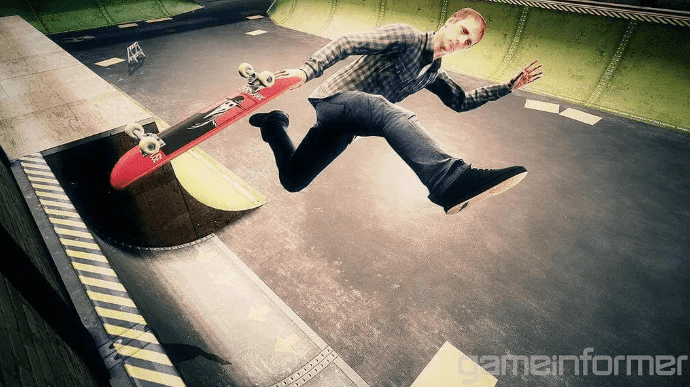 tony hawk's pro skater 5 one of the best sports games for playstation 4