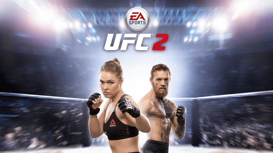 ufc2 boxing game on ps4