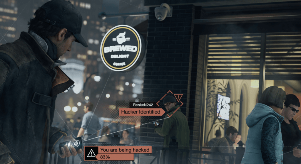 Watch Dogs gameplay really great graphics