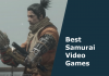 best samurai video games