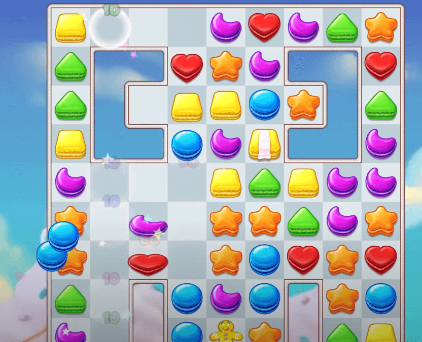 Cookie Jam is a great Candy Crush alternative with food-lover