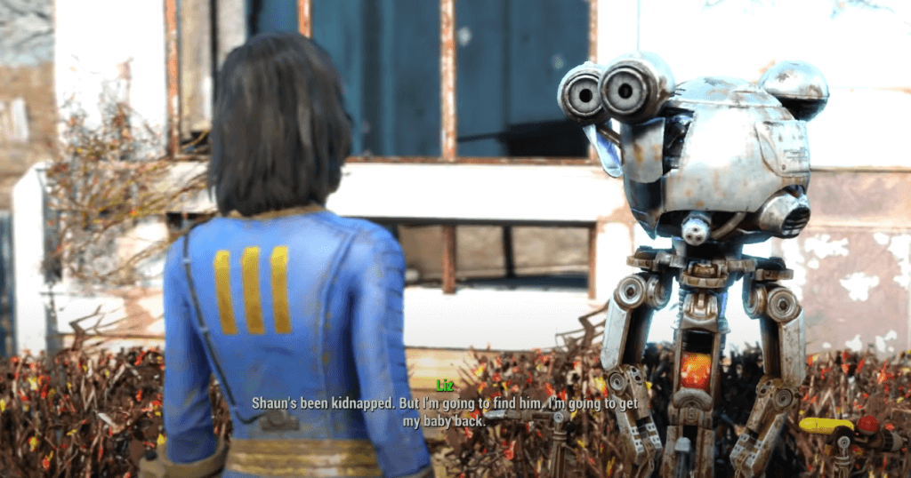 Fallout 4 one of the best xbox one graphics game
