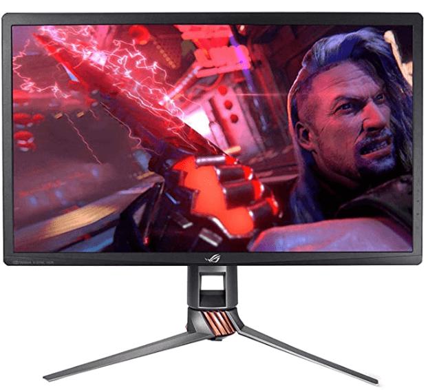 The most impressive premium-price 4K monitor: Asus ROG Swift PG27UQ