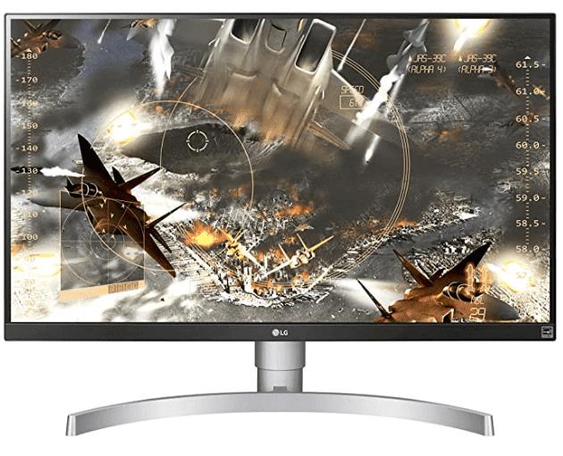 LG 27UL650-W 27 Inch 4K is an impressive budget 4K HDR monitor