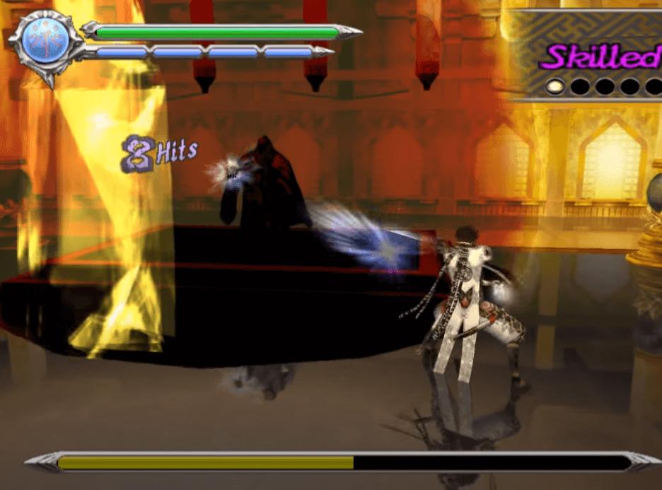 Genji: Dawn of the Samurai - one of the best samurai games for PS2