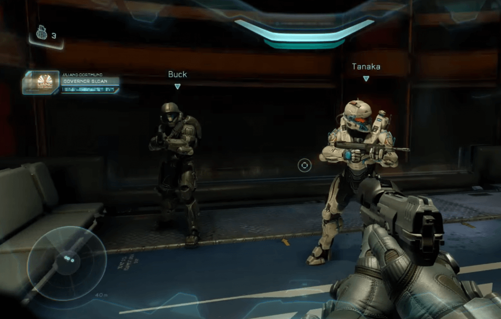 Halo 5: Guardians is one of the xbox one game with stunning graphics