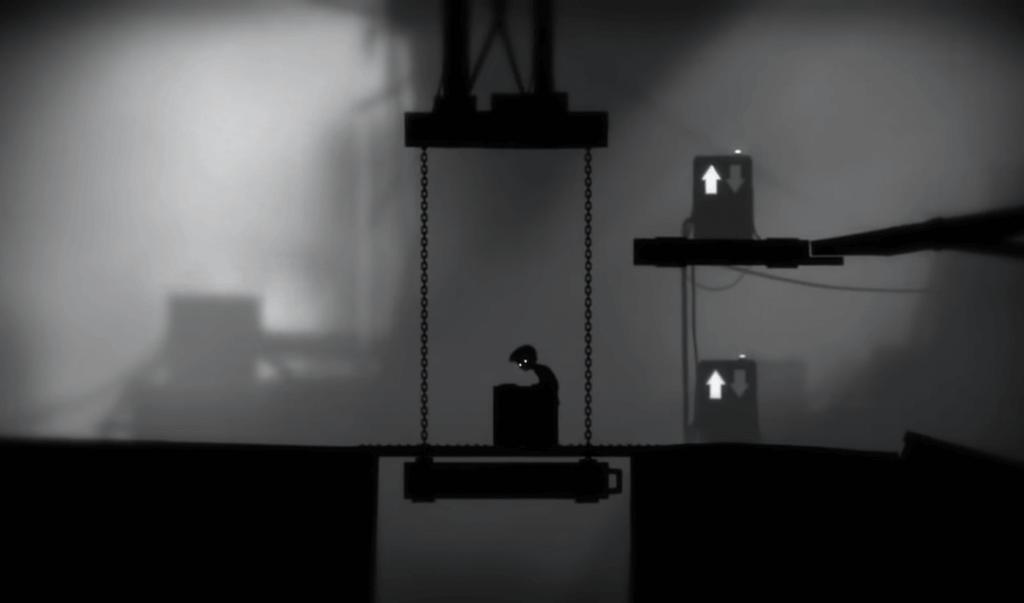 The dark, creepy, and disturbing toneless world of Limbo gameplay