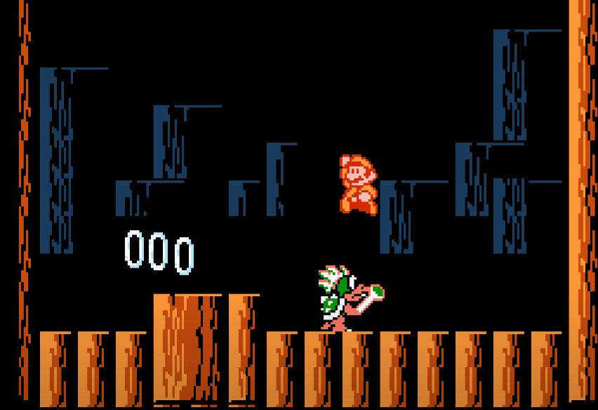 Super Mario Bros. 3 gameplay