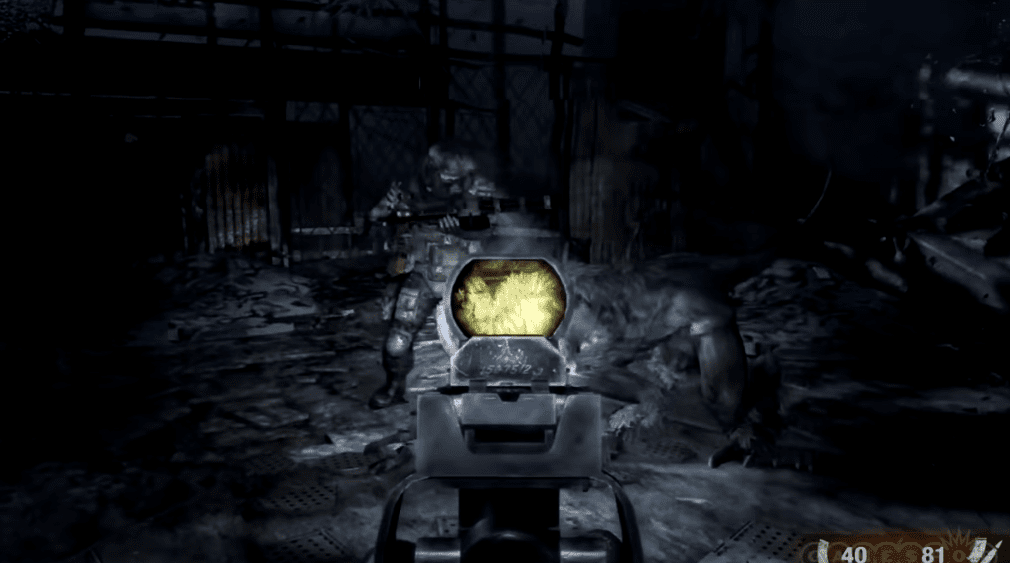 metro redux gameplay fps xbox one action game