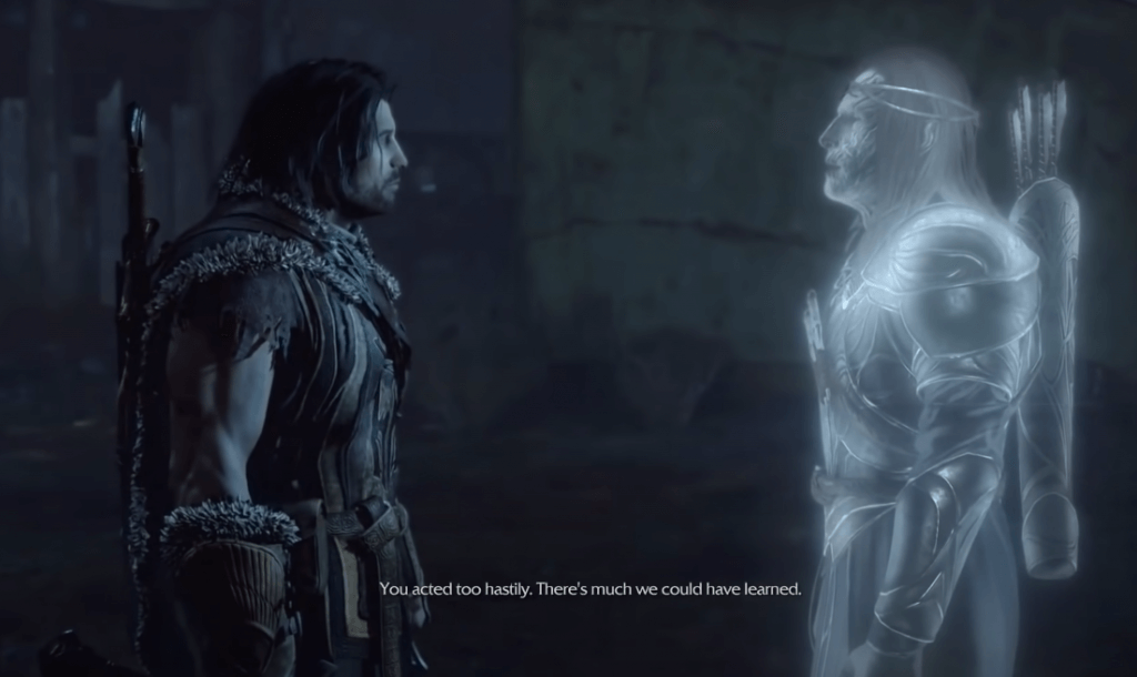 Middle Earth: Shadow of Mordor - a similar game to Skyrim