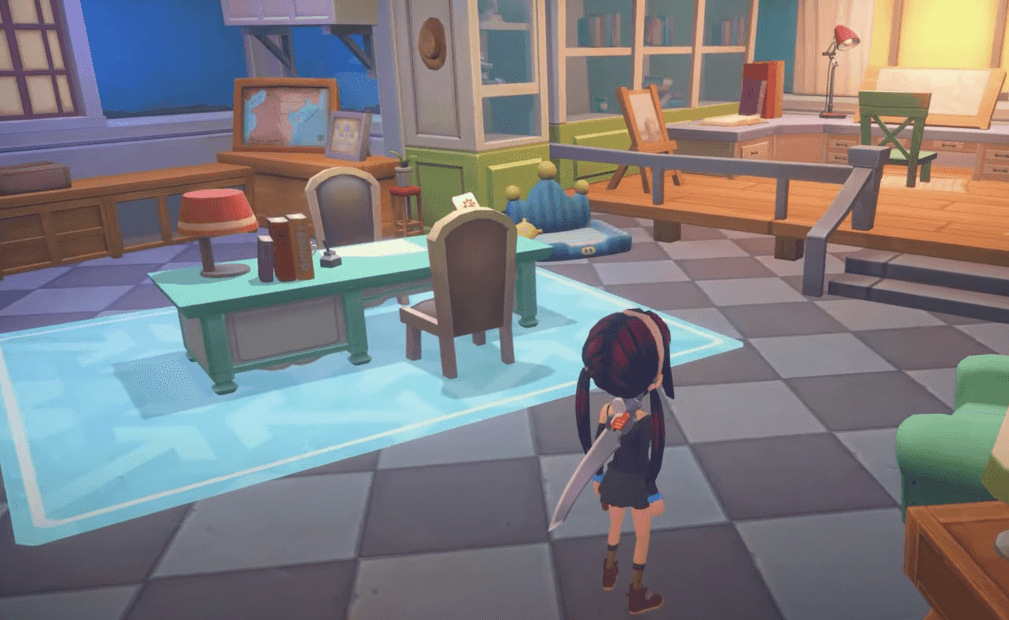 My Time at Portia gameplay - a game like the sims