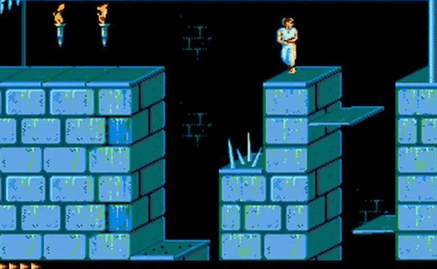 Prince Of Persia (1989) is one of the best platform games