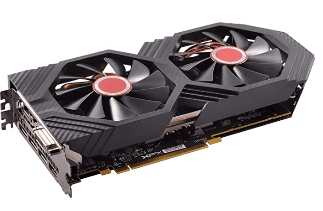 Radeon RX 580 graphics card for gaming