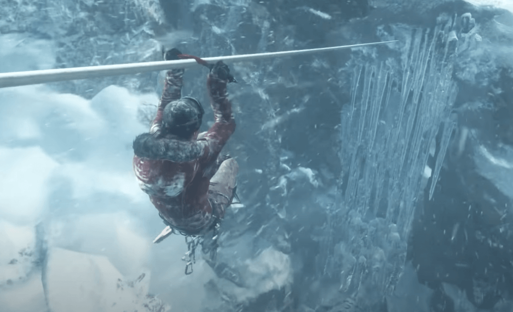 Rise Of The Tomb Raider gameplay one of the best adventure ps4 games