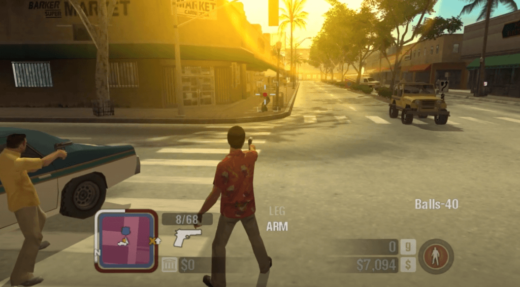 Scarface is a similar games to GTA