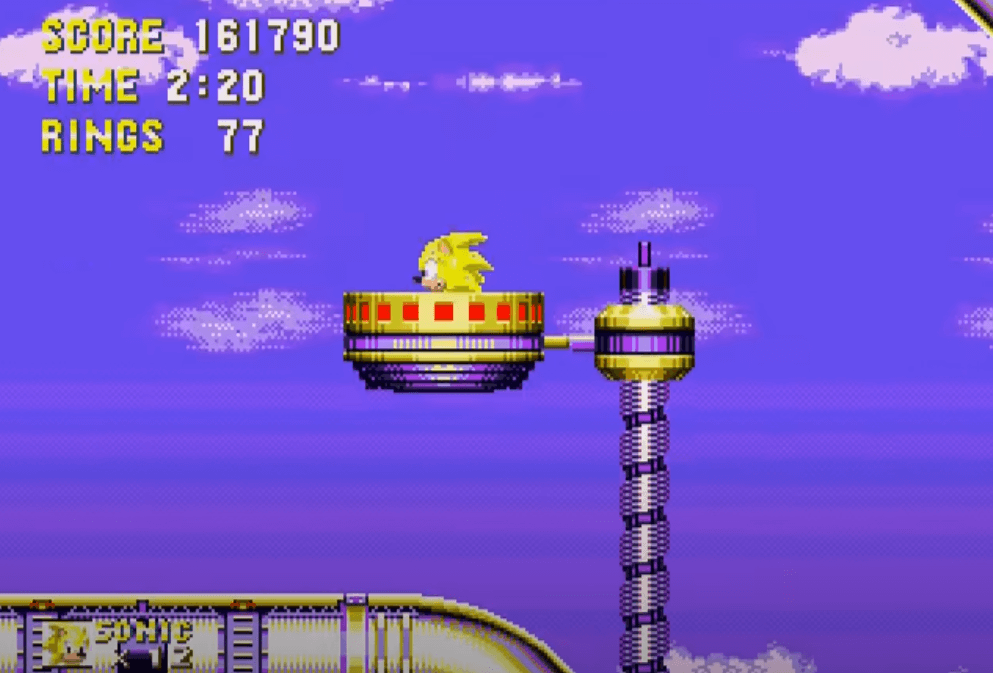 Sonic 3 & Knuckles is one of the best platform games
