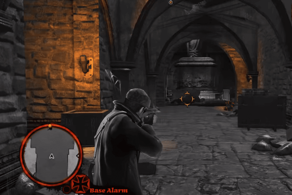 The Saboteur gameplay