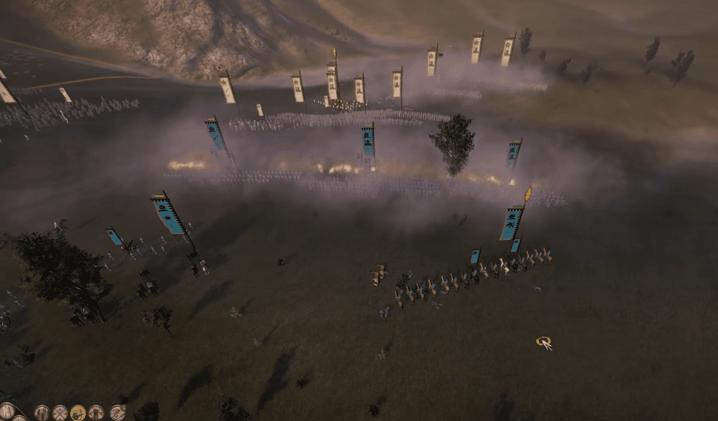 Total War: Shogun 2 gameplay