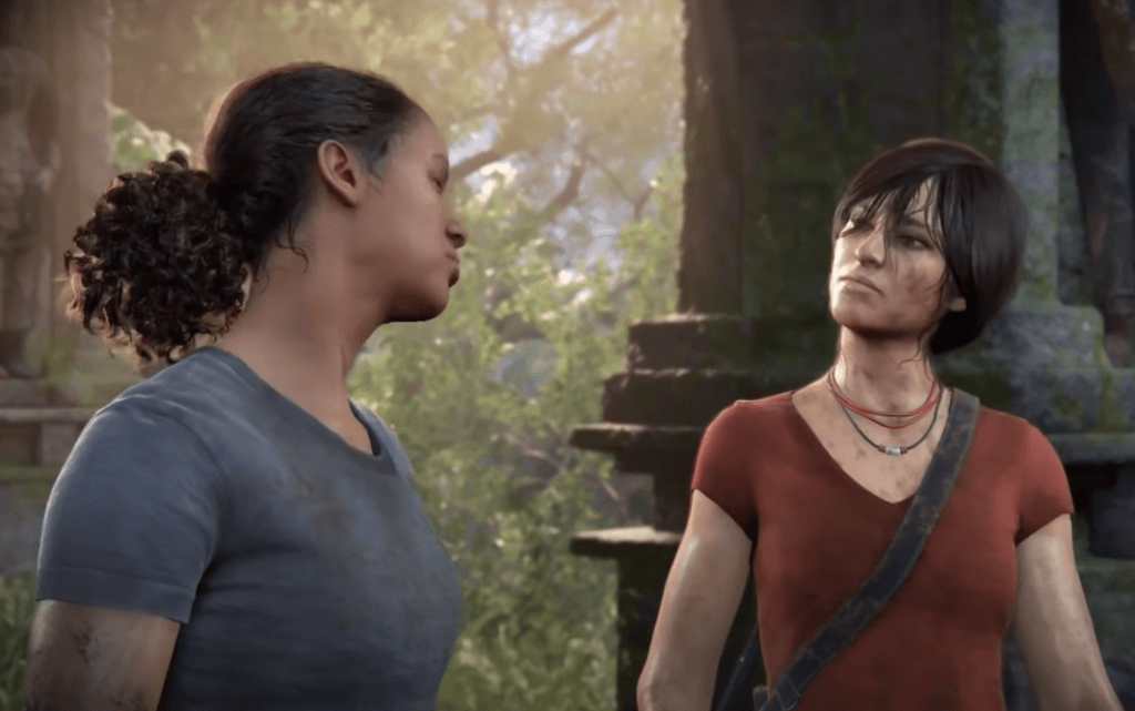 Uncharted: The Lost Legacy has stunning graphics ps4 game