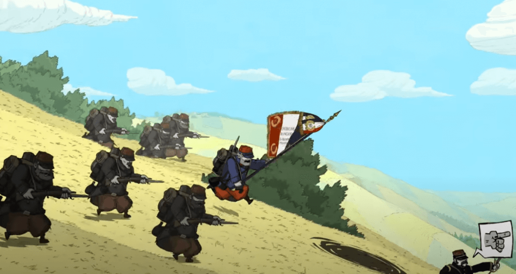 Valiant Hearts: The Great War gameplay on Xbox One