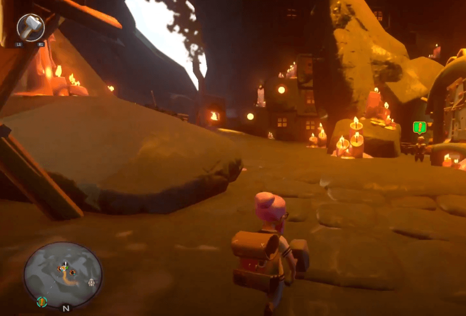 Yonder: The Cloud Catcher Chronicles is a great open world game available on Nintendo Switch