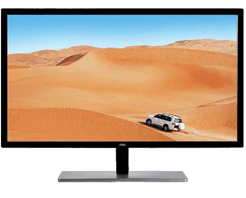 "AOC Q3279VWFD8 31.5"" QHD 2560x1440 Monitor"