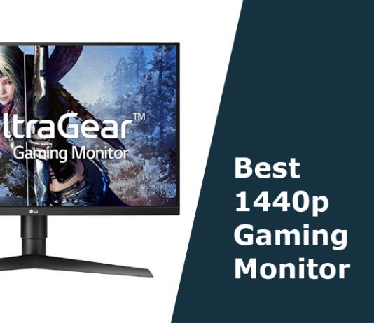 best 1440p gaming monitor