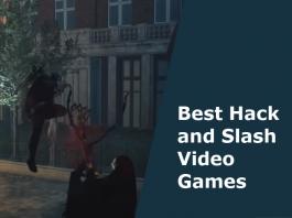 best hack and slash games