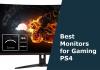 best gaming monitors ps4