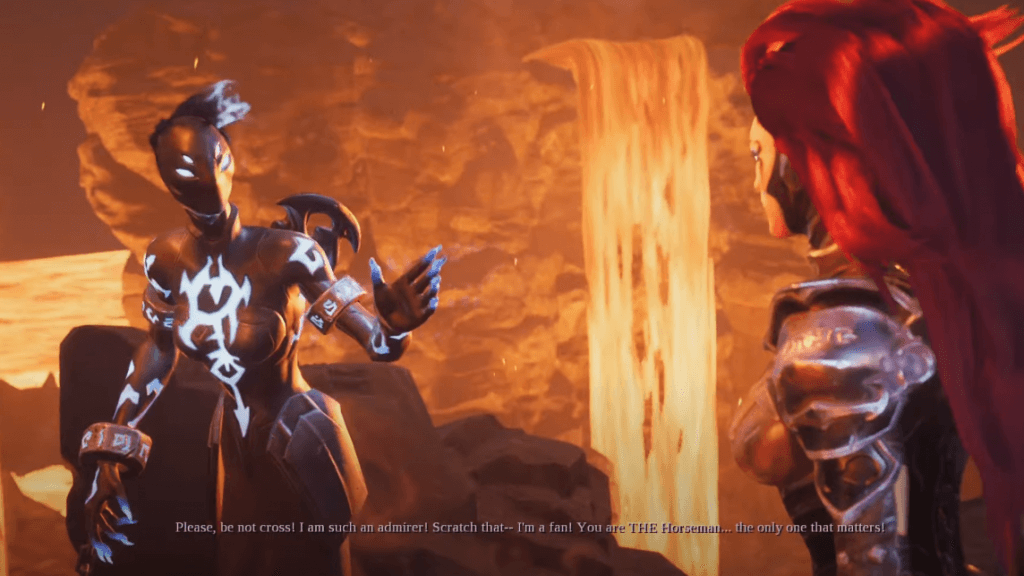 Darksiders 3 is one of the best hack and slash video games