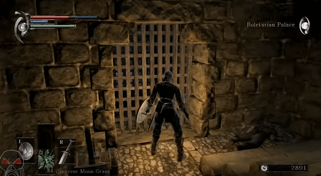 Demon's Souls - a similar game to Dark Souls
