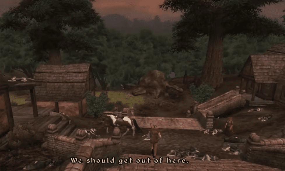 Elder Scrolls 4: Oblivion gameplay