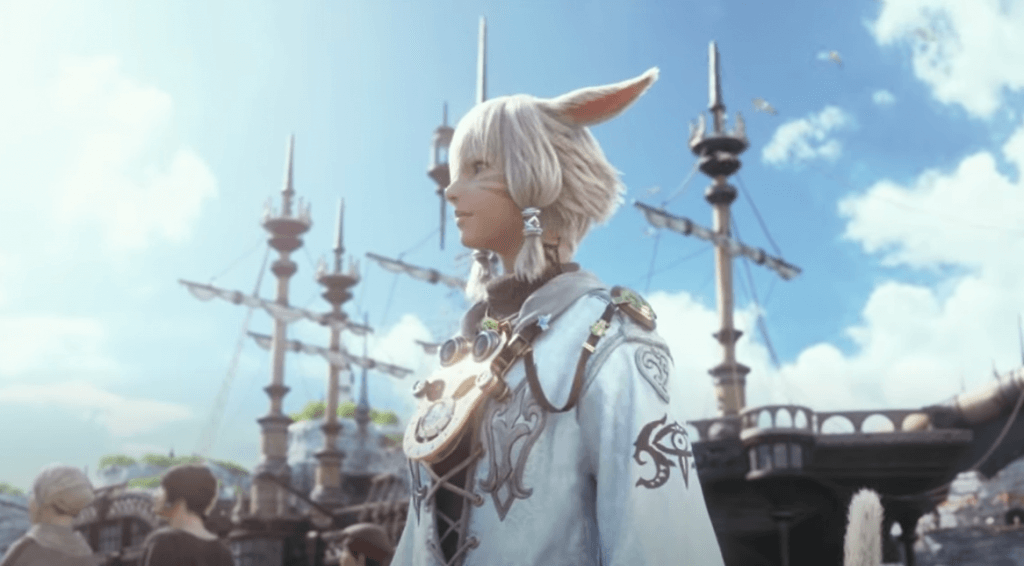 Final Fantasy XIV: A Realm Reborn gameplay