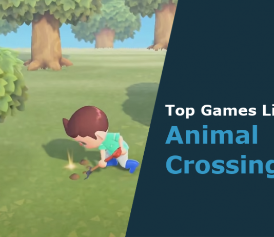 games like animal crossing