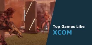 games like xcom