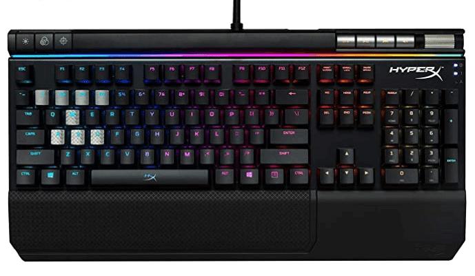 HyperX Alloy Elite RGB - Mechanical Gaming Keyboard