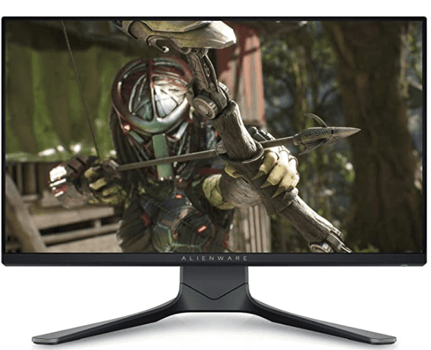 The less sizable alternative: Alienware 25 AW2521HF 24.5-inch Gaming Monitor 1080p