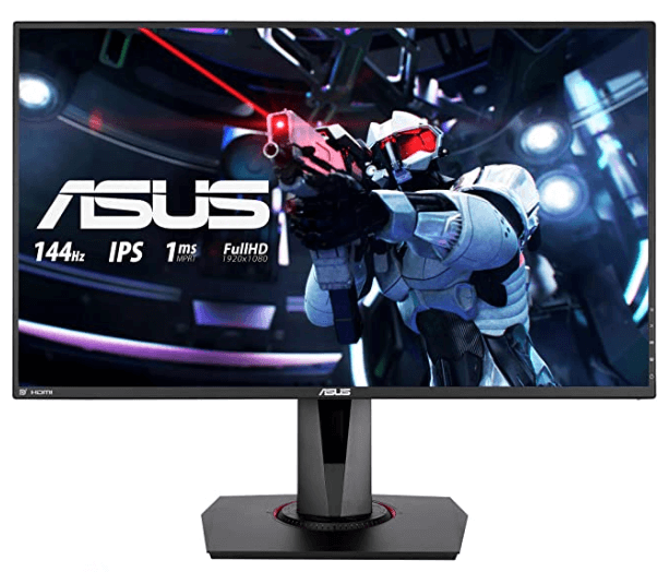 """The best 1080p FHD monitor pick: ASUS VG279Q 27"""" Full HD 1080p Gaming Monitor - by ASUS"""