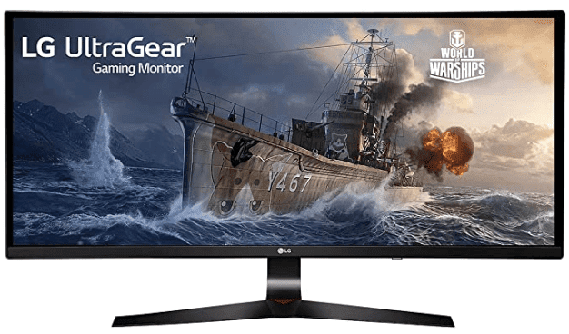 The most excellent ultrawide 1080p gaming monitor: LG 34UC79G-B LG 34-Inch 21:9 Curved UltraWide IPS Gaming Monitor