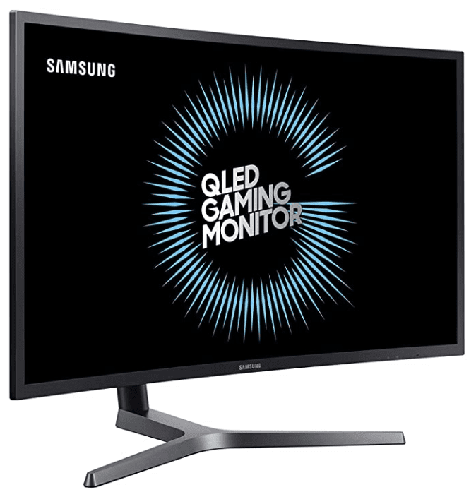 "Samsung C27HG70 27"" HDR QLED 144Hz 1ms Curved Gaming Monitor"